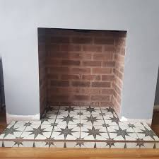 excellent pic log burner fireplace tile