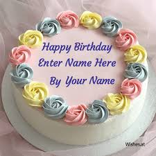 happy birthday wishes with name first