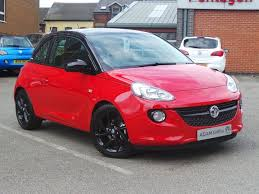 Vauxhall Adam 1.2 Griffin 3dr for sale in Manchester, Lancashire from  Vauxhall MP19FPO