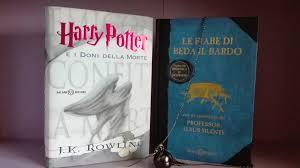 """Harry Potter e i doni della morte""""- J.K. Rowling – Amante di Libri ..."""