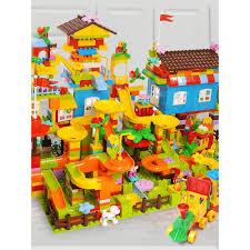 Bộ Đồ Chơi Lego Lắp Ráp Thông Minh Cho Bé 3-6 Tuổi, Giá tháng 10/2020