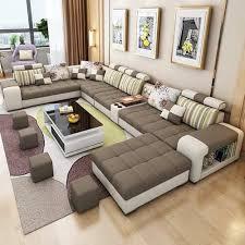 mak odin 10 seater large livingroom