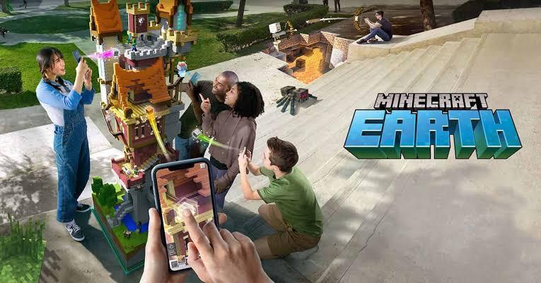 """Resultado de imagen de minecraft earth"""""""