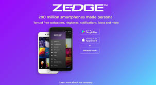 zedge wallpaper ringtones and themes