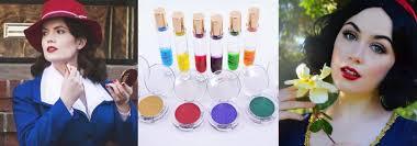 the endless fun of themed makeup