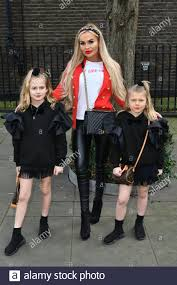 London, UK. 14th Feb, 2020. Sophie May Dickson attends fashion show, hosted  by Mini Mode, a campaign empowering children to improve their self esteem,  bringing the latest AW20 childrenswear collections to the