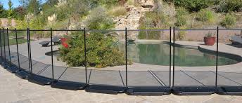 No Holes Pool Fence Aquatech Pool Systems Northern Californai