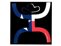 Large Texas Sticker Texas Stickers Hooey Texas Flags