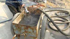 zsme cc zmp50 40 mortar pump zmp50