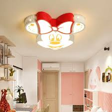 Cartoon Baby Boy Children S Kids Room Led Light Animal Cute Child Bedroom Ceiling Lamp Nursery Lighting Children Lamp Ceiling Ceiling Lights Aliexpress