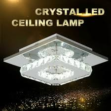 crystal droplet chandelier pendant