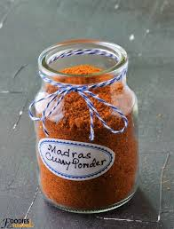 madras curry powder recipe best