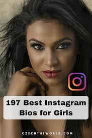 197 best insram bio for s in