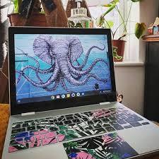 Wood Inspired Keyboard Decals And Laptop Skins Keyshorts