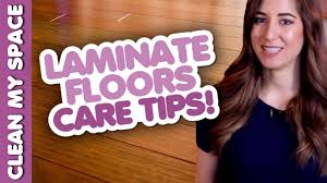 laminate floor cleaning care tips