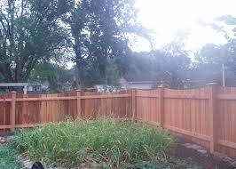 Should I Stain My Cedar Fence Qual Line Fence