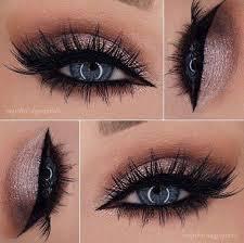 y eye makeup for blue eyes cat eye makeup
