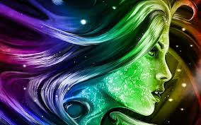 hd wallpaper rainbow 3d fantasy