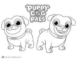 Puppy Dog Pals Coming To Disney Junior Creatief Baby S En