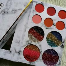 glamierre rainbow your eyes makeup