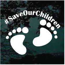 Saveourchildren Car Decals Stickers Decal Junky
