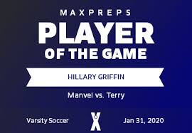 Hillary Griffin's (Manvel, TX) Awards | MaxPreps