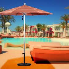 7 deluxe fiberglass rib patio umbrella