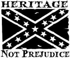 Heritage Not Prejudice Confederate Flag Car Or Truck Window Decal Sticker Rad Dezigns
