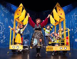 The Magic School Bus Live!