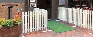 The Picket Fence Company For All Your Fencing Requirements