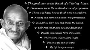 today s quotes from mahatma gandhi irina s healthstore