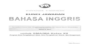 kunci jawaban pr inggris pdf pdf document