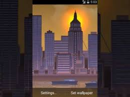 my city live wallpaper apps on google
