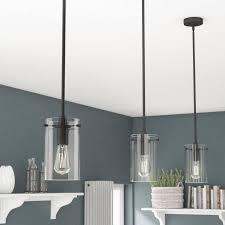 splendid cylinder pendant lighting for
