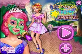 gracie the fairy adventure make up