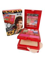 smudge proof fashion makeup kit aoro