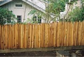 Carmel Ca Grape Stakes Fence Ideas Contemporary Garden San Francisco By Grape Stakes Houzz Uk