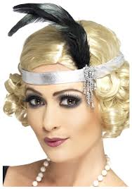 flapper makeup for blondes saubhaya
