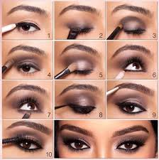 makeup tutorials for brown eyes
