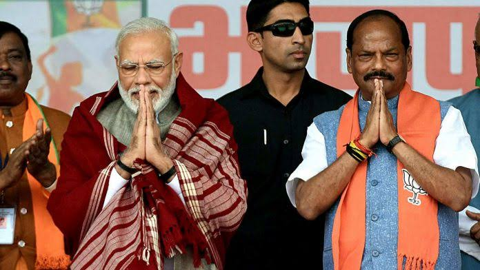 Image result for bjp losing jharkhand
