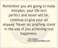 being imperfect quotes raise your mind