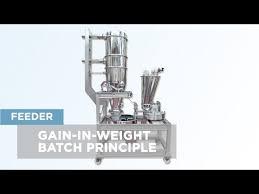 gain in weight batch principle you