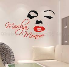 Pin By Kiki On 倫 倫 倫 ꮇყ Swɛɛɨ ɧsmye 倫 倫 倫 Marilyn Monroe Decor Sticker Decor Wall Decals For Bedroom