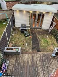 Diy Wiz Reveals How She S Transformed Her Garden Into A Self Care Heaven Internewscast