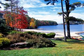 poconos lakefront homes and properties
