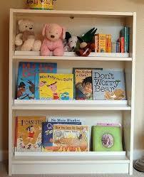 Children S Front Facing Book Rack Ikea Hackers Book Display Book Racks Bookshelves Kids