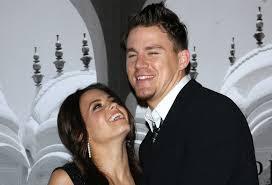 Channing Tatum and Jenna Dewan Meet ...