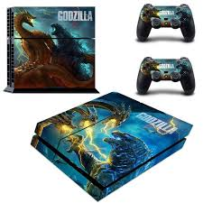 Ps4 Slim Pro Monster Godzilla Decal Skin Sticker Wraps For Console Controllers Wish