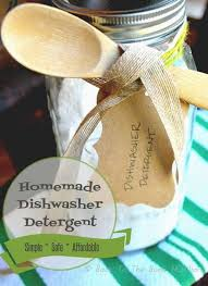 homemade dishwasher detergent back to