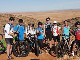 Namibia challenge for Sport Relief ...